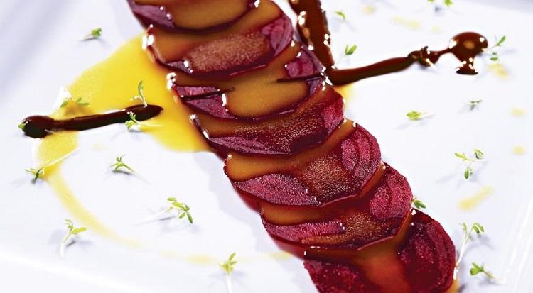 Классический рецепт карпаччо из свеклы - готовим по итальянским традициям