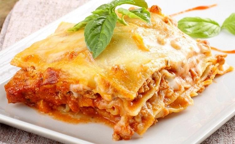 Лазанья с соусом бешамель — рецепт приготовления итальянского блюда