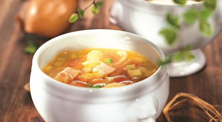 Минестроне с курицей - пошаговый рецепт приготовления блюда