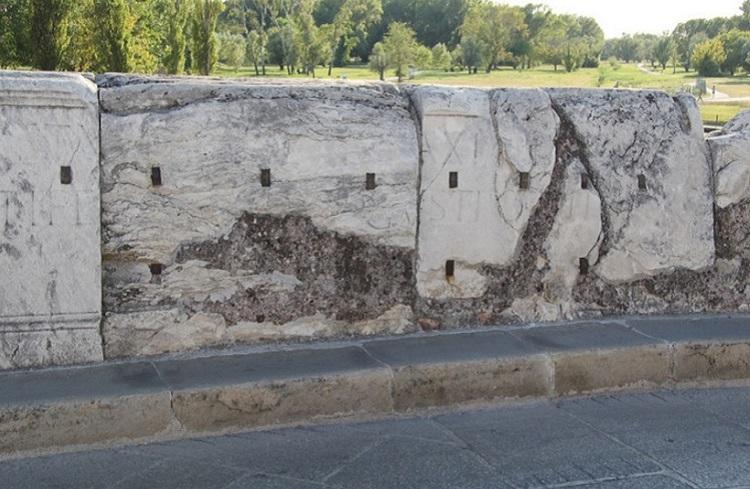 Мост Тиберия в Римини — описание знаменитой достопримечательности