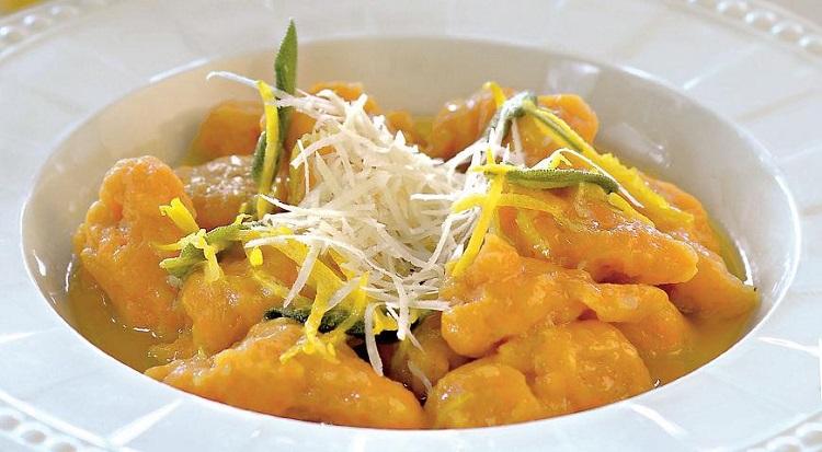 Ньокки из тыквы - как приготовить вкусное и полезно блюдо из Италии