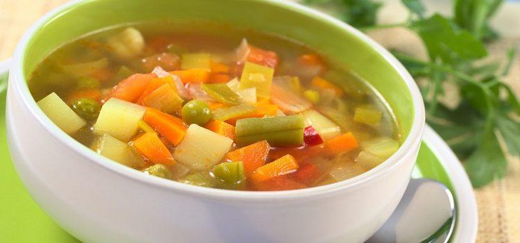 Овощной суп Минестроне - классический итальянский рецепт приготовления
