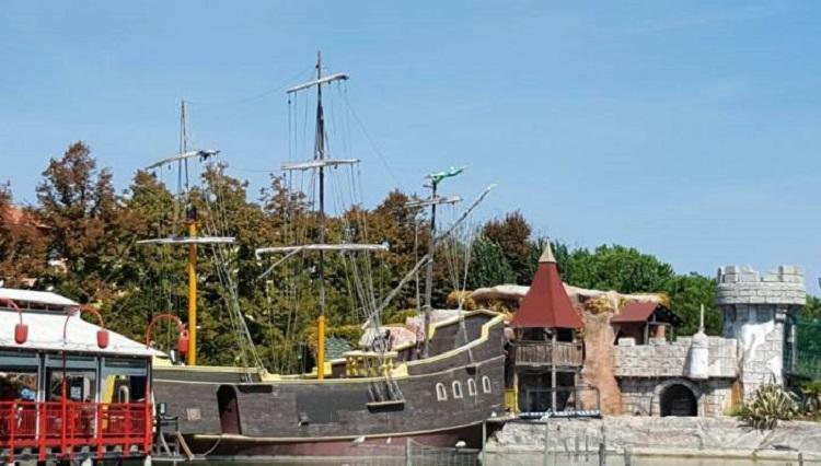 Парк развлечений Фиабиландия - какие аттракционы стоит посетить