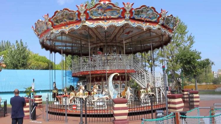 Парк развлечений Фиабиландия - время работы и стоимость билетов