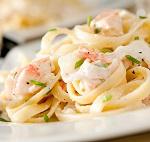 Паста с лососем в сливочном соусе - итальянский рецепт приготовления