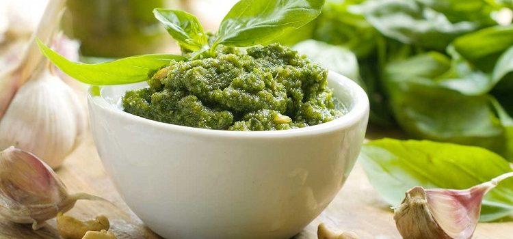 Рецепты классического соуса песто - советы по приготовлению