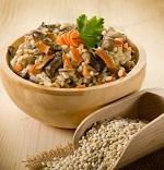 Ризотто с грибами - как приготовить знаменитое итальянское блюдо