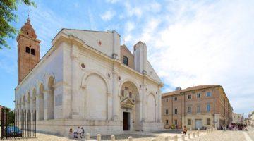 Темпио Малатестиано в Римини - история строительства здания