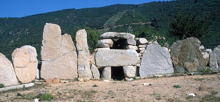 Гробницы гигантов на Сардинии - описание главной достопримечательности острова