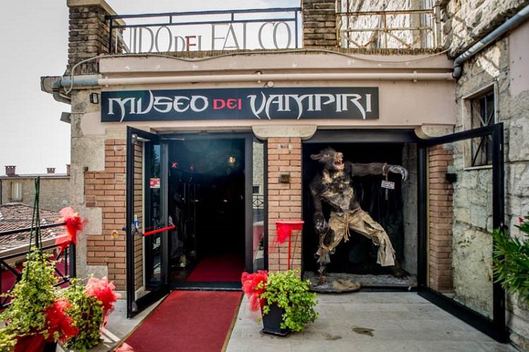 Музей вампиров в Сан-Марино - несколько интересных фактов о создании