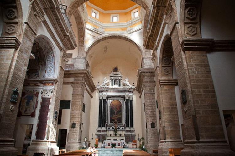 Церковь Святого Микеле в городе Альгеро - описание достопримечательности
