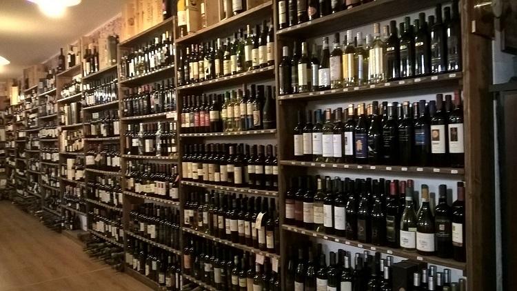 Enoteca Cagliaritana - магазины вин в городе Кальяри на Сардинии