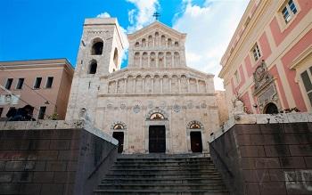 Кафедральный собор Св.Марии в Сардинии
