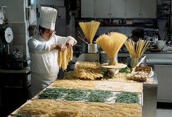 Итсория итальянской пасты