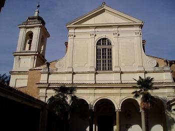 Старинная Базилика Сан-Клементе