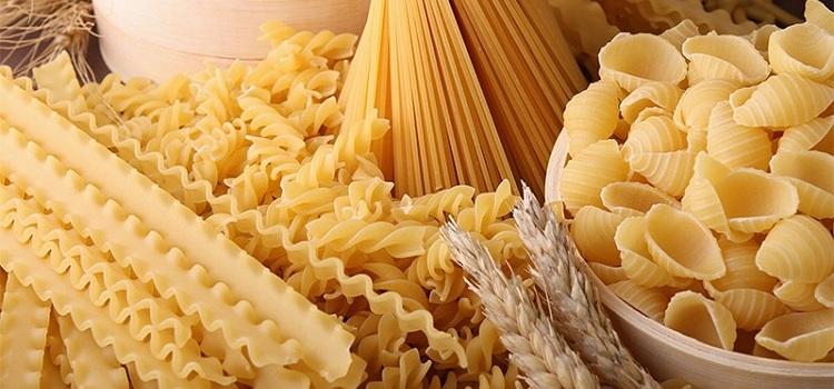 Виды итальянской пасты