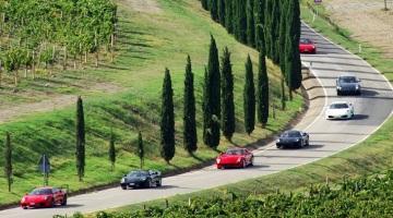 Особенности аренды машины в Италии