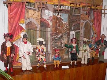 Музей марионеток в Палермо