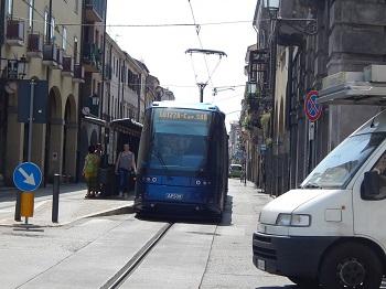 Однорельсовый трамвай