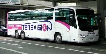 Автобус в Милан из аэропорта