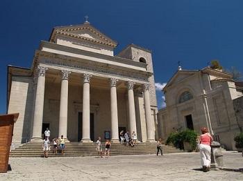 Город Сан-Марино