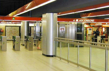 Особенности метро в Риме