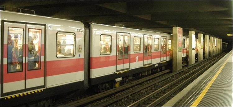 Метрополитен Милана