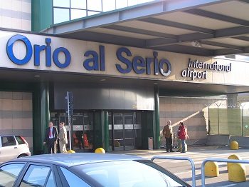 Миланский аэропорт