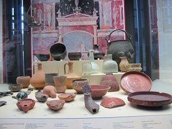 Интересный Археологический музей Милана
