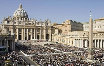 Государство Ватикан в Италии