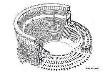Архитектура Колизея