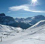 Доломитовые Альпы - описание самых известных горнолыжных курортов