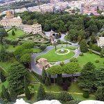 Где находится Ватикан - суверенное государство Италии