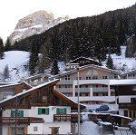 Горнолыжный курорт Канацеи - снежная долина Италии