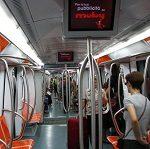 Подробная карта метро Рима - стоимость и приобретение проездного билета