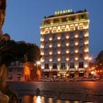 В каких отелях остановиться в центре города Рима?