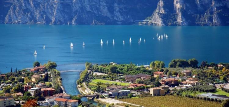 Фото и описание озера Гарда в Италии