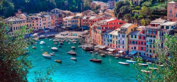 Фото и описание Портофино - чудесного городка в Италии