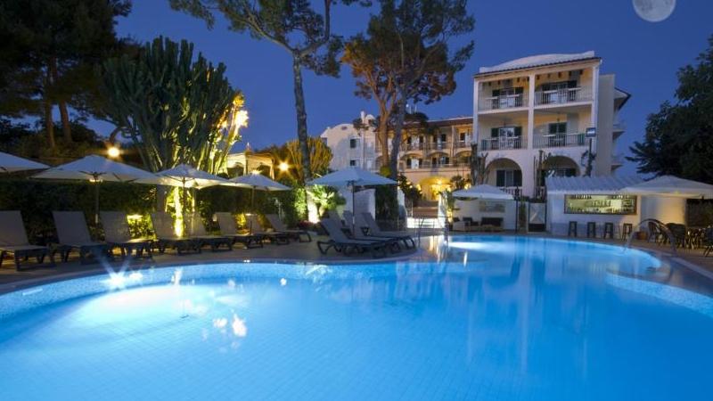 Hotel Hermitage Park Terme 4 звезды на Искье