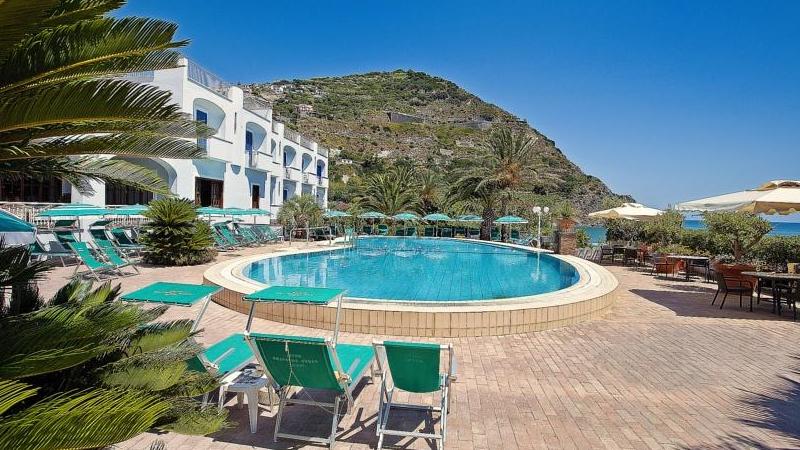 Hotel Parco Smeraldo Terme 4 звезды на Искье