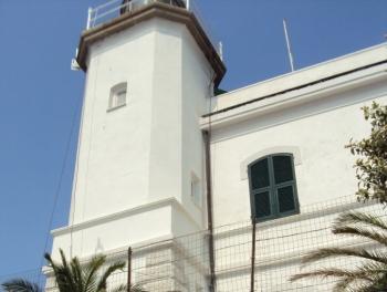 Маяк, Белый замок, в Портофино