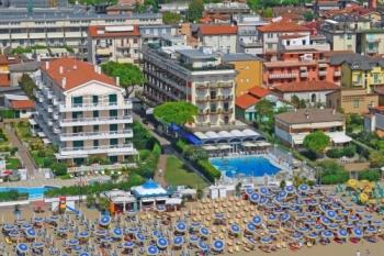 Отели в Лидо ди Езоло сильно различаются по цене