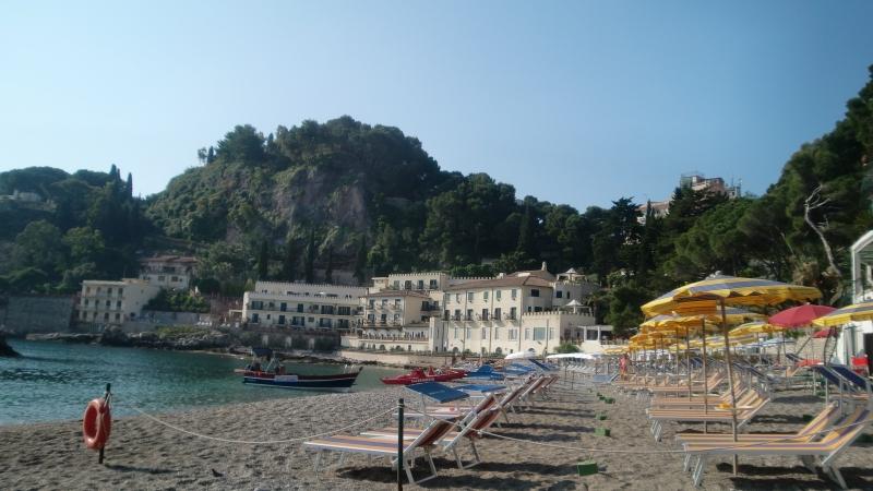 Пляж Мадзаро в Сицилии