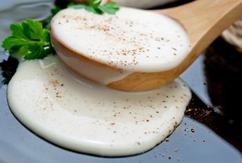 Рецепт соуса Бешамель для использования при приготовлении лазаньи
