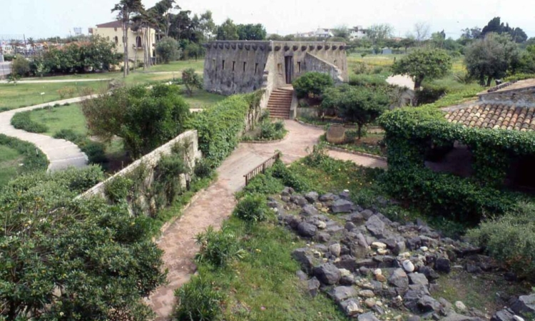 Археологический парк в Джардини Наксос
