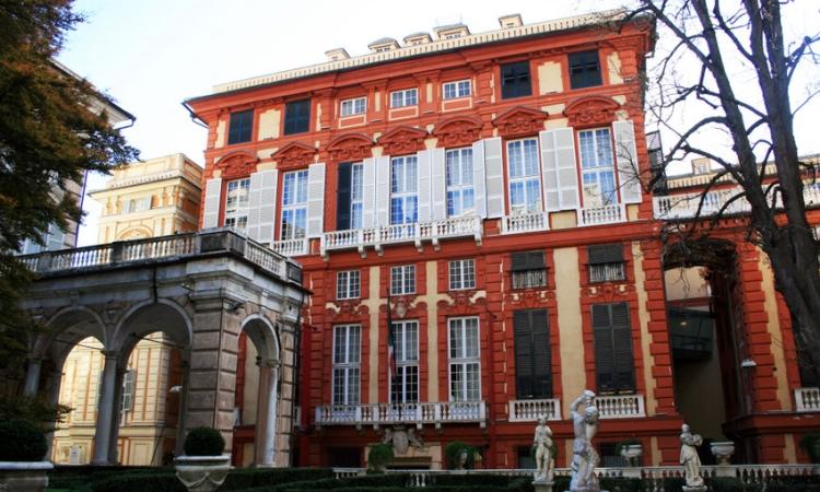 Художественная галерея Палаццо Россо в Генуе