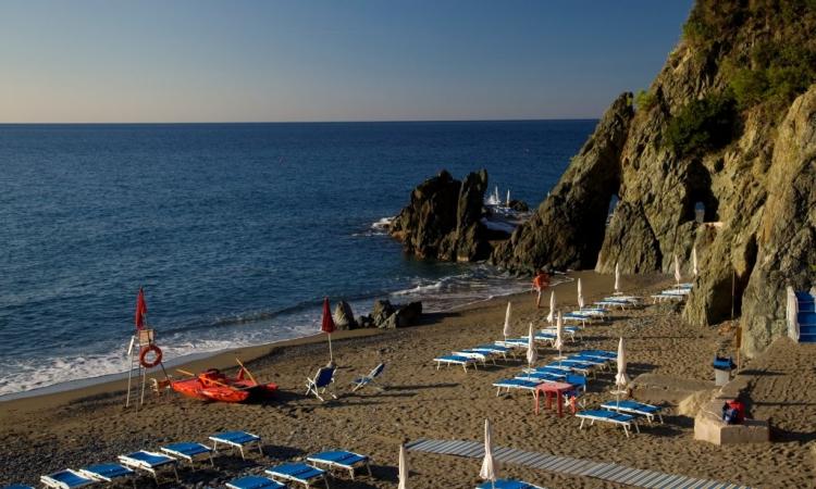 Пляж Спьяджа Аренцано