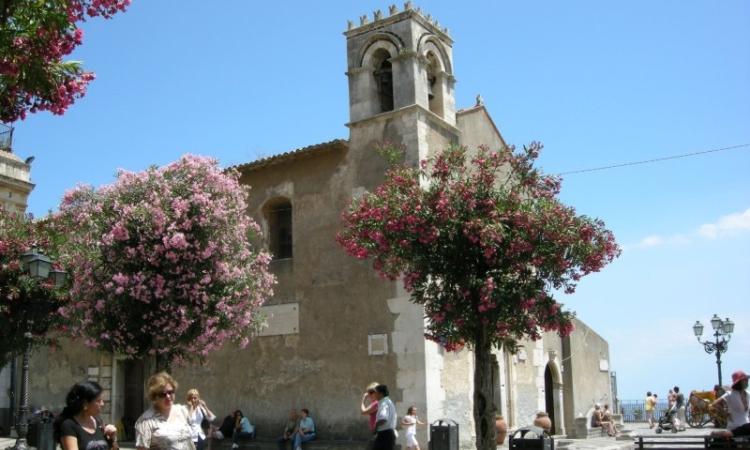 Церковь Святого Георгия в Таормине