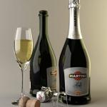 Все об итальянском шампанском Мартини Асти