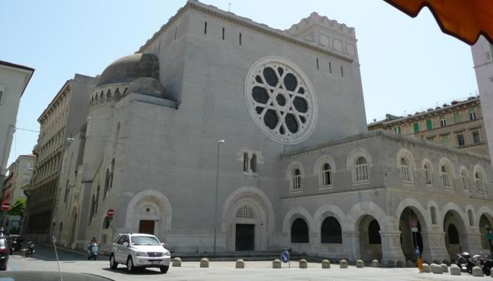 Большая синагога с великой историей в Триесте